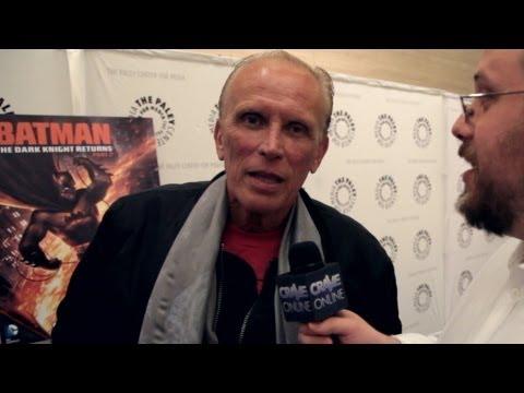 Batman - The Dark Knight Returns Part 2: Exclusive Interviews