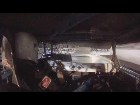 Jon Schmidt - Hobby Stock Feature - Murray County Speedway 10-7-17