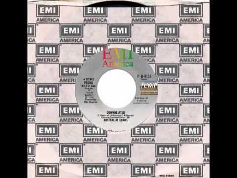 "Australian Crawl – ""Downhearted"" (EMI America) 1982"