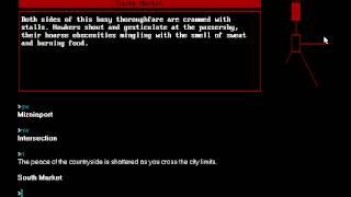 Beyond Zork Gameplay Part 2 - ASMR (Whisper)