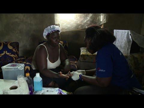 Kenya dans l 39 ouest lutter contre le sida reste une for Lutter contre l humidite dans une chambre