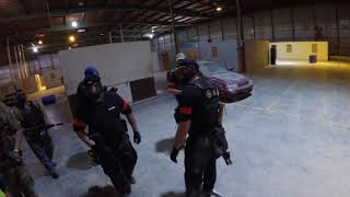 Airsoft at Gamepod Combat Zone 6/10/2018