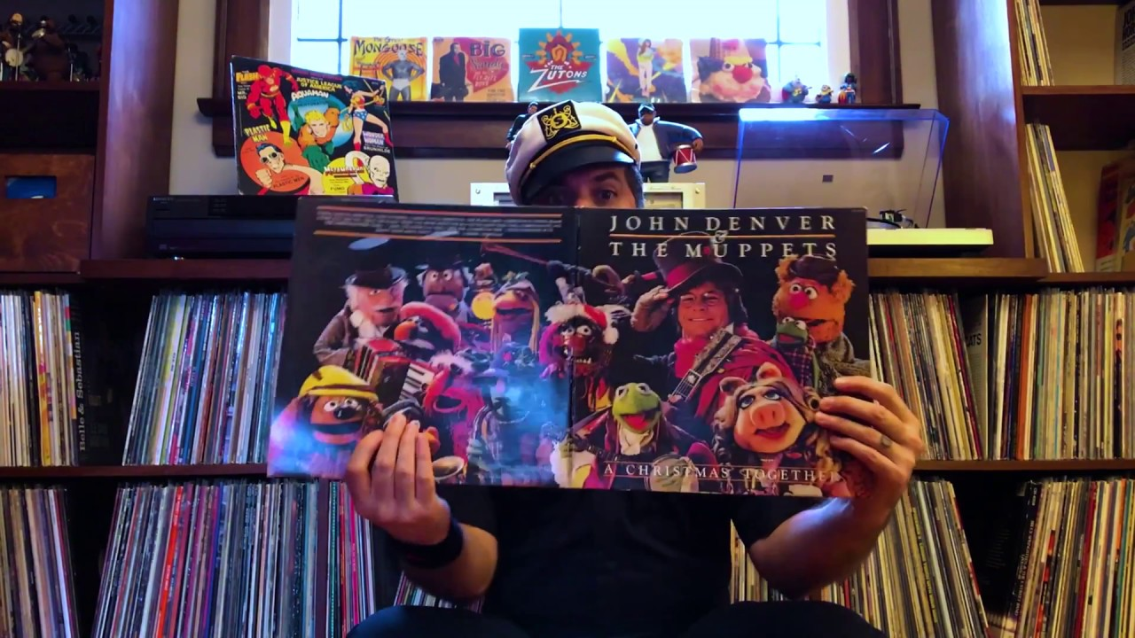 The Shazzbots! - Cap's Listening Corner - John Denver Muppets Christmas