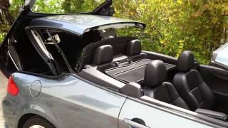 Smarttop Verdecksteuerung Peugeot 307 CC, Roof operating(Smarttop Verdecksteuerung: Öffnen und Schließen während der Fahrt, kein lästiges Festhalten der Dachtaste mehr und als Clou die Fernbedienung mit dem ..., 2011-04-28T13:13:26.000Z)