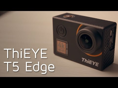 Thieye T5 Edge - Great Value 4K Action Cam