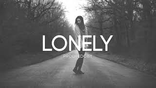 Lonely - Dark Sad Storytelling Rap Beat Hip Hop Instrumental