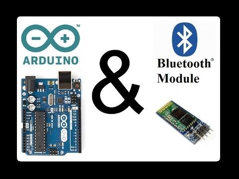 Cambiar Nombre y Pin del Bluetooth HC06 Con Arduino