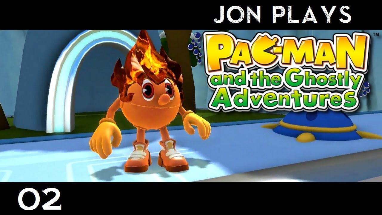 Pac-Man and the Ghostly Adventures : Episode 2 : Fire ...