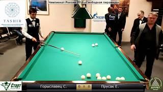 Горыславец Сергей - Прусак Евгений