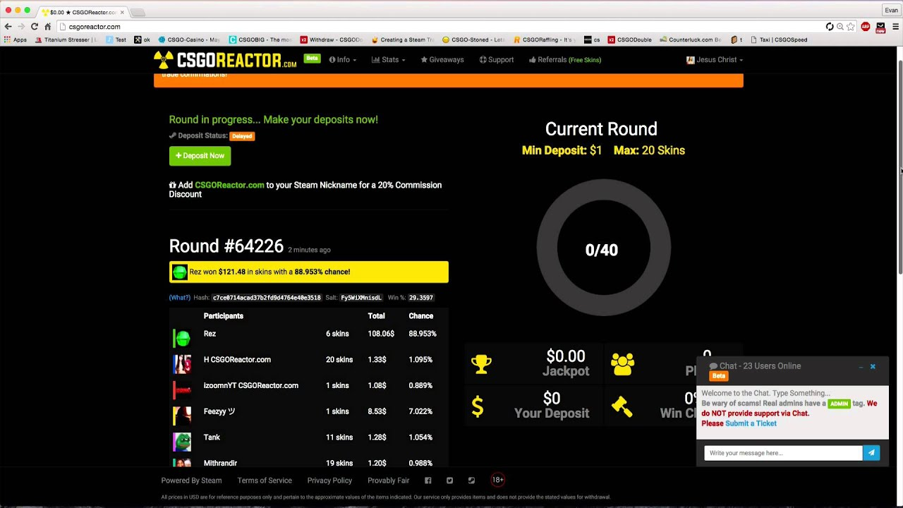 Cs Go Betting Website