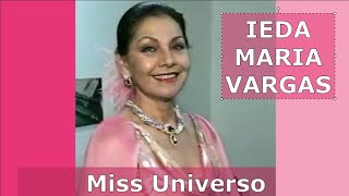 Ieda Maria Vargas, Miss Universo, 10-10-1998, entrevista com Francisco Chagas no Over Fashion