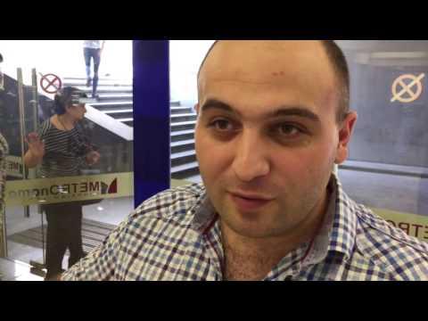 Ереван: подземный переход. Я охренел!