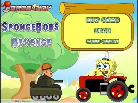 Spongebob Squarepants Games To Play For Free Spongebob Online Games - Spongebob Tractor Revenge Game - 동영상