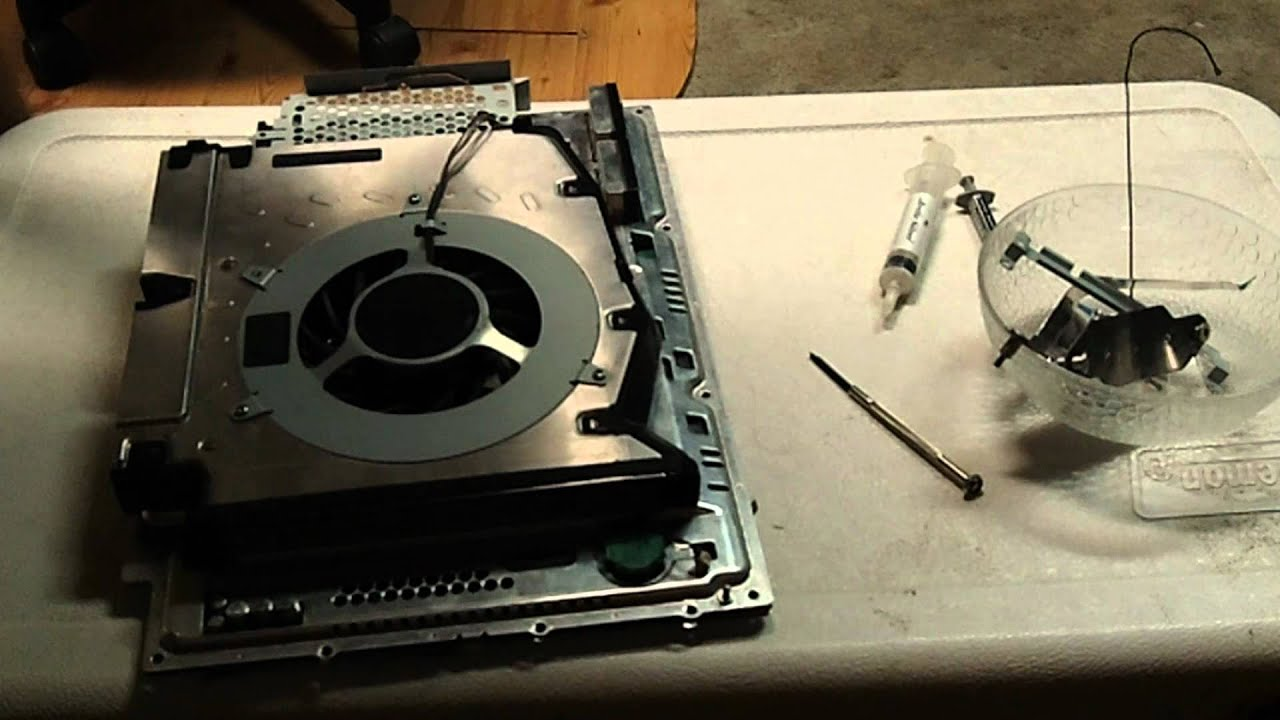how to fix ps3 not working