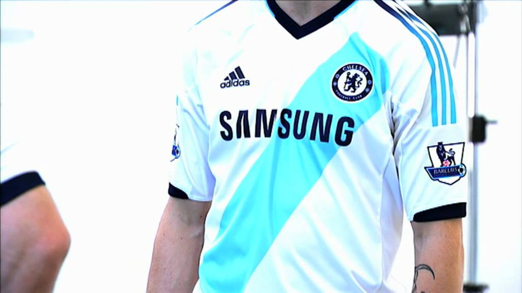50901b5a354 Chelsea FC - 2012/13 Away kit launch - YouTube