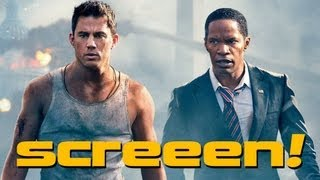 WHITE HOUSE DOWN, DINOSAURIER & DE MAULWURFN | SCREEEN!