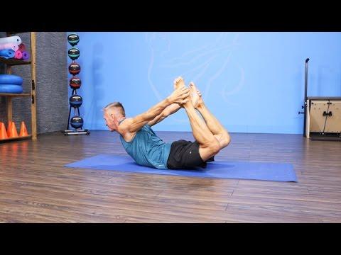 Advanced Pilates Mat Rocking: Workshop Preview