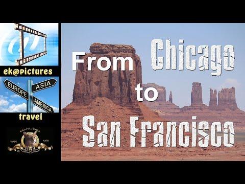 Chicago - San Francisco