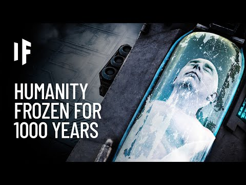 What If Everyone Froze for 1,000 Years?