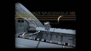 Astronaut Spacewalk HD teaser
