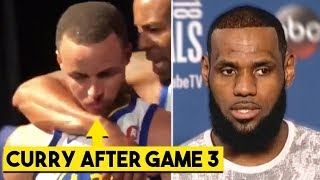 Curry Explains Why He Was So UPSET After G3, LeBron On Being On The OTHER Side Of A Superteam