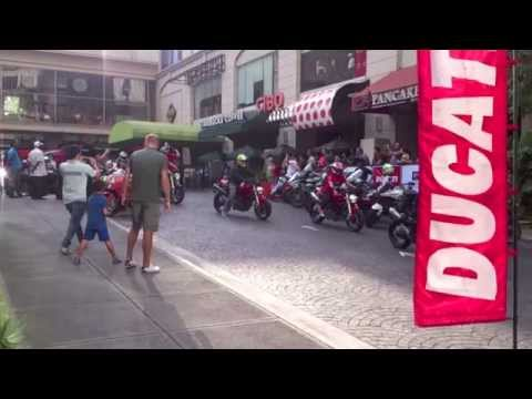 Ducati Philippines Rockwell Power Plant Mall 2014