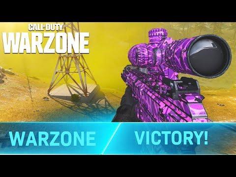 MODERN WARFARE: WARZONE SOLO WINS!! (Call Of Duty: Modern Warfare Battle Royale)