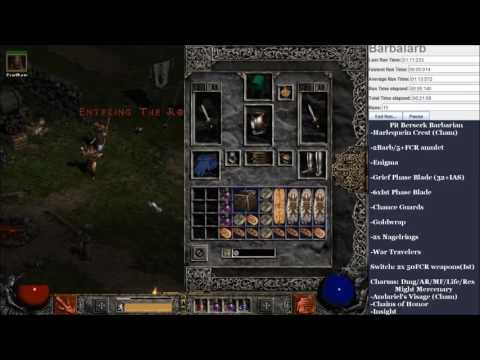 Diablo 2: Magic Find Pit Berserker Overview