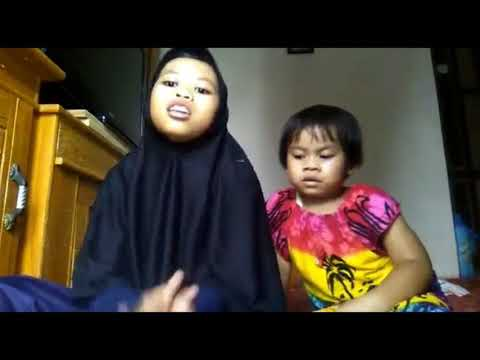 Video Lucu Anak Kecil Kaget Gara Gara Suara Petir