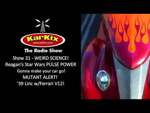 KarKix - Weird Science! Pulse Power to the People!