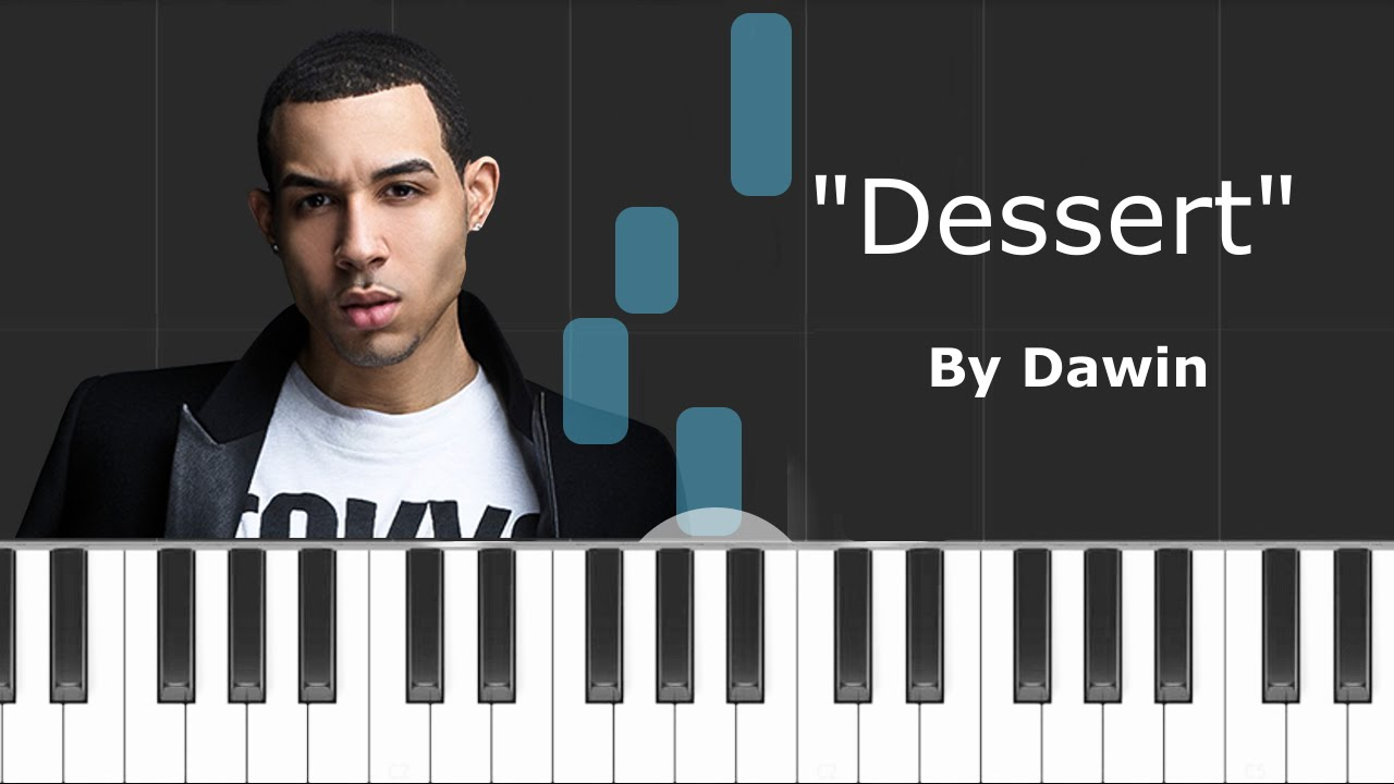 Dawin - u0026#39;u0026#39;Dessertu0026#39;u0026#39; Piano Tutorial - Chords - How To Play - Cover - YouTube