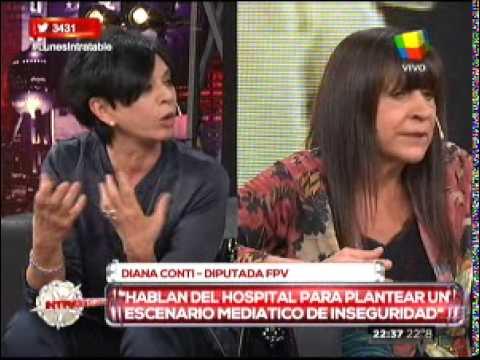 Una diputada trató de damas de compañía a Débora Plager y Mónica Gutiérrez