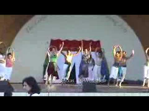 blue13 dance company reel