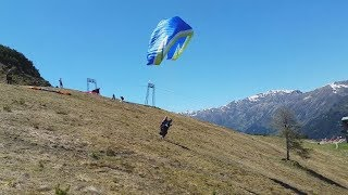 Best of paragliding 2017