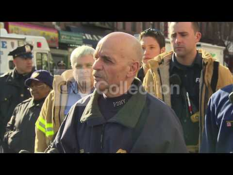 NY:BUILDING EXPLOSION-CHURCH'S BIBLE FOUND INTACT