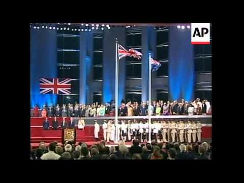 HONG KONG: BRITAIN HANDS OVER SOVEREIGNTY TO CHINA