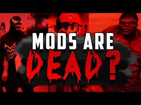 GTA 5 MODS ARE DEAD? - Dude Soup Podcast #127