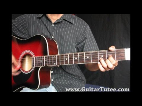 If I Were A Boy (Beyonce Knowles, by www.GuitarTutee.com) - YouTube
