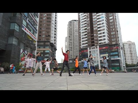 Uptown Funk - Mark Ronson ft. Bruno Mars | Choreographed by NDC