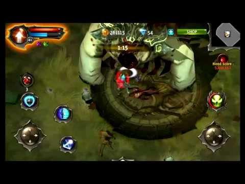 Dungeon Hunter 4 - 3.7mil Blood Match