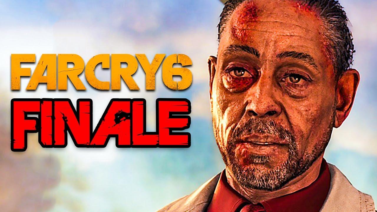 Download FAR CRY 6 FINALE ITA + FINALE SEGRETO! - VIVA LIBERTAD!
