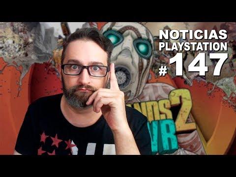 Noticias PlayStation #147 - Borderlands 2 VR, retrocompatibilidad, urge PS5, Fallout 76, Onimusha