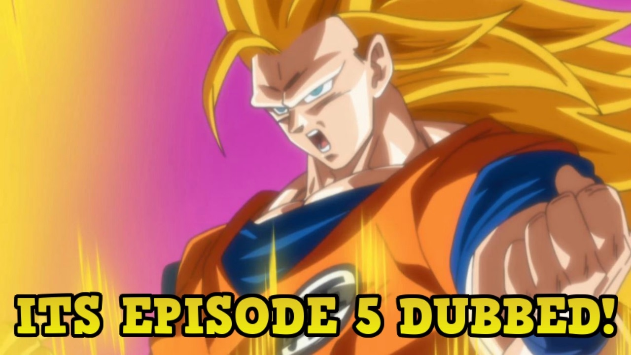 Dragonball Super Eng
