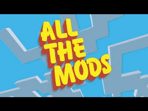 All The Mods Episode #5 Mekanism 3x ore processing