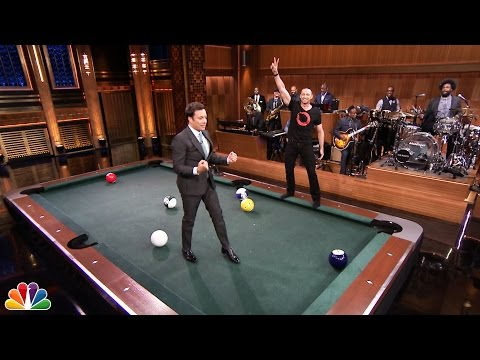 Thumbnail: Pool Bowling with Hugh Jackman