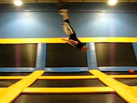 Amazing Jumping at Great Jump Sports in Milpitas, CA - YouTube