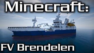 St Vincent: FV Brendelen (by bdixon8)