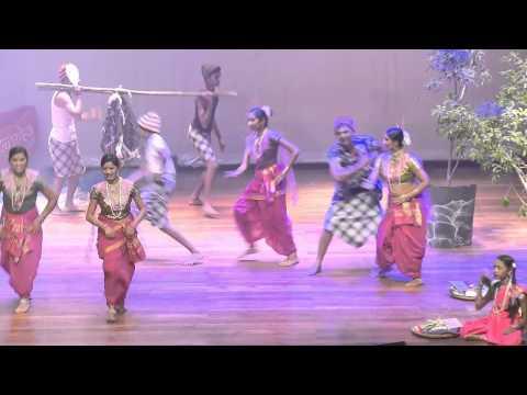 LMGM Winner National KOLI dance competition - MAURITIUS