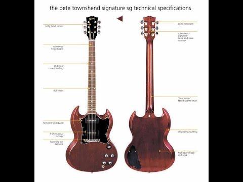 Gibson SG Faded + Gibson SG Special + Epiphone G400 - porównanie gitar SG -  FILMIKI O GITARACH 20