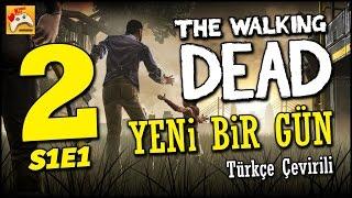 THE WALKING DEAD S1E1 #2 Yalnızca Bir Şans - Türkçe Çevirili